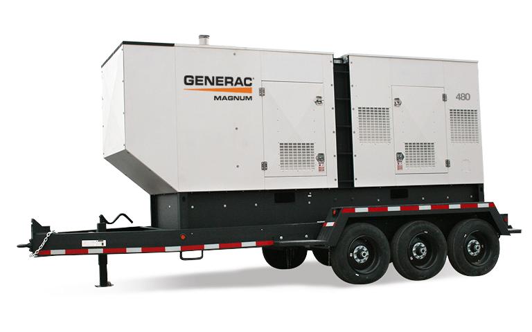 magnum generator